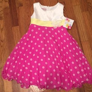 NWT Little Girl dress